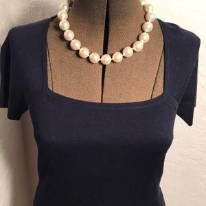 Ann Taylor silk sweater